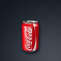 Coca-Cola 0,33л ж/б